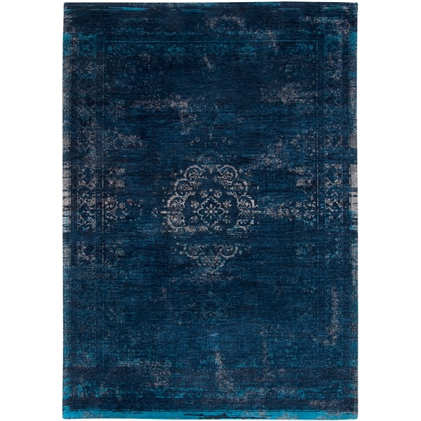 Vloerkleed Louis de Poortere Blue night 8254