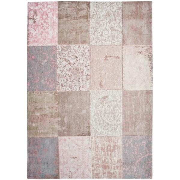 Vloerkleed Louis de Poortere Multi Bolshoi Pink 8238