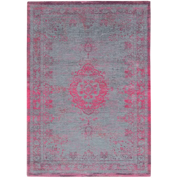 Vloerkleed Louis de Poortere Pink Flash 8261