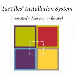 TacTiles installatie systeem