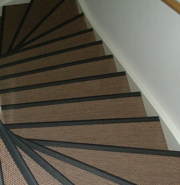 Trapkant onderlip 300cm (4 kleuren)