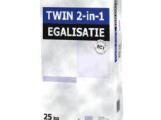 FORINN Twin 2-in-1 egalisatie 25kg