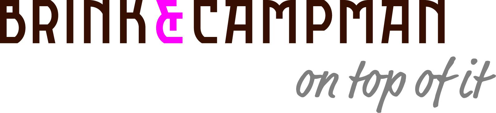 Logo Brink en Campman