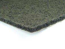Black onyx rubber ondertapijt