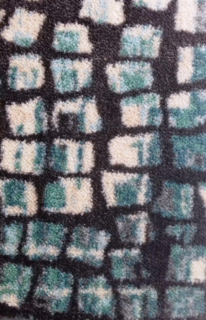 Vloerkleed Desso Mozaic 8844 gefestonneerd
